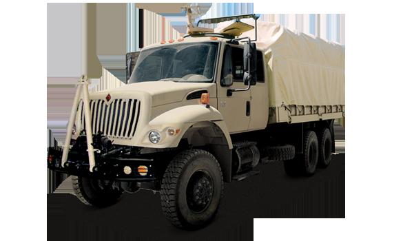 Navistar Defense - Navistar Defense 7000-MV-GTT - Military ...