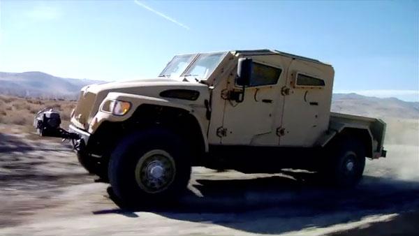 International Mxt Mva Extreme Armored Vehicle | Autos Post