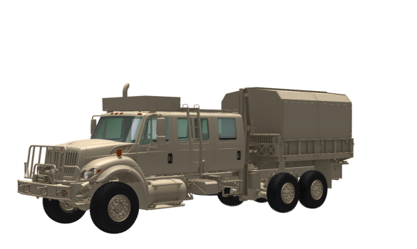 Navistar Defense Navistar Defense 7000 Mv 9 Man Cab